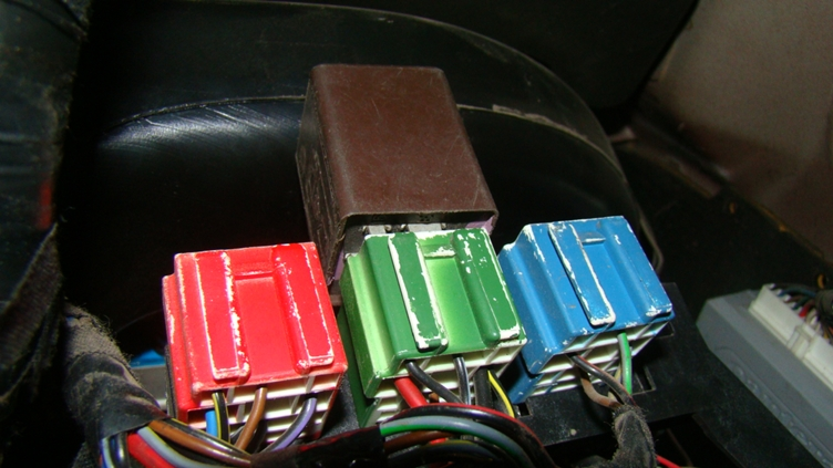 Реле К35 (italamec 512 12V 30A
